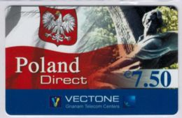 VECTONE - Poland Direct - Neuve - 7,5 € - Voir Scans - France