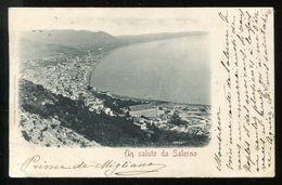 Un Saluto Da Salerno (circa 1900) - Salerno