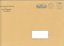 Bund AFS Deutscher Bundestag - Cartas