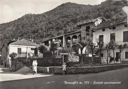 NOMAGLIO-TORINO-SCORCIO PANORAMICO-CARTOLINA VERA FOTOGRAFIA VIAGGIATA  IL 26-8-1965 - Andere