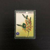 Myanmar (2017) 50th Anniversary Of ASEAN Commemorative MNH 1000K - Myanmar (Burma 1948-...)