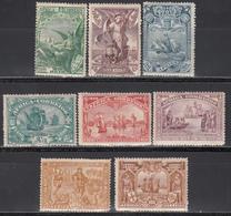 1898  Yvert Nº 1 / 8 MNH. - Africa Portuguesa