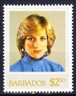BARBADES 1982 YT N° 559 ** - Barbades (1966-...)