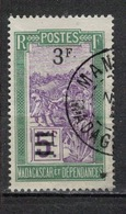 MADAGASCAR            N°     YVERT       153   OBLITERE       ( Ob  5/12 ) - Madagaskar (1889-1960)