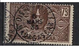 MADAGASCAR            N°     YVERT       173    ( 4 )   OBLITERE       ( Ob  5/12 ) - Oblitérés