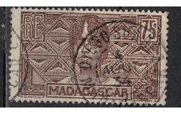 MADAGASCAR            N°     YVERT       173    ( 5 )   OBLITERE       ( Ob  5/12 ) - Oblitérés