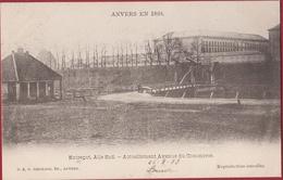 ANVERS EN 1860 Entrepôt Aile Sud Actuellement Avenue Du Commerce 1903 ( In Zeer Goede Staat) Antwerpen - Antwerpen