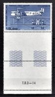 FRANCE  1980 / 1987 - Y.T. N° 57 - NEUF** - 1960-.... Neufs
