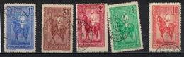 MADAGASCAR            N°     YVERT       183/87    OBLITERE       ( Ob  5/12 ) - Madagascar (1889-1960)