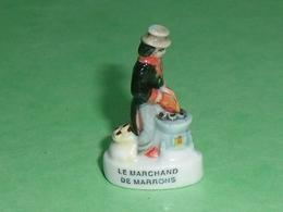 Fèves / Personnages / Métiers : Le Marchand De Marrons   T29 - Personnages