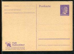 """Deutsches Reich / Postkarte """"Fasst Kohlenklau"""" Mi. P 312/01 ** (23474) - Deutschland"""