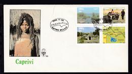 Caprivi-Zipfel Auf FDC Ohne Anschrift - Südafrika (1961-...)
