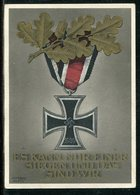 """Deutsches Reich / 1940 / Sonderpostkarte """"Eisernes Kreuz"""" Mi. P 290 ** (23489) - Deutschland"""