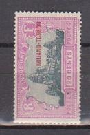 KOUANG TCHEOU           N° YVERT  :     90  NEUF SANS GOMME        ( SG     01/33  ) - Unused Stamps