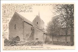 41 Nouan Sur Loire. L'Église - Andere Gemeenten