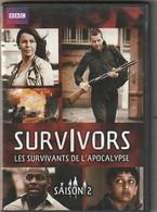 DVD  Série SURVIVORS Les Survivants De L Apocalypse  Saison 2   Etat: TTB Port 150 GR - Séries Et Programmes TV
