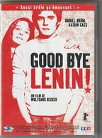 DVD GOO BYE LENIN     Etat: TTB Port 110 Gr Ou 30 Gr - Clásicos