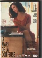 DVD  LE MARI DE LA COIFFEUSE  Avec Jean Rochefort     Etat: TTB Port 110 Gr Ou 30 Gr - Romantique