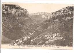 48. Le Rozier. Peijrelau Et La Vallée De La Jonte - Andere Gemeenten