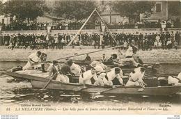 WW 69 LA MULATIERE. Passe De Joutes Entre Champions Bonnefond Et Veaux 1919 - France