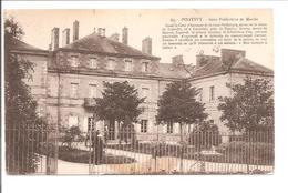 56 Pontivy. Sous Préfecture Et Marie - Pontivy