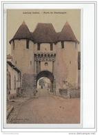LEVROUX - Porte De Champagne - Très Bon état - Autres Communes