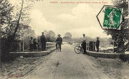 VINETS - Entrée Du Pays -le Pont L'Aube -route De Troyes -ed. Bastrolvy ? - France