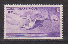 MARTINIQUE        N° YVERT  :   PA 15   NEUF SANS GOMME        ( SG     01/34  ) - Luchtpost