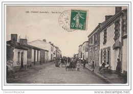 PASSAY : Une Voiture à Chien Rue Du Lac - Très Bon état - France
