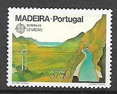 Portugal  (Madeira)1983 EUROPA Stamps - Inventions   MNH - 1910-... República