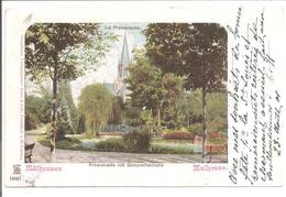 68 Mulhouse. La Promenade >Beure Doubs CaD Perlée - Mulhouse