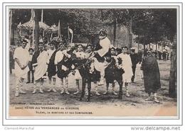 FETES DES VENDANGES EN GIRONDE : Silène, Sa Monture Et Ses Compagnons - Très Bon état - France