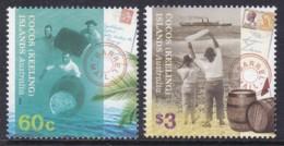 Cocos Keeling Islands 2013 Barrel Mail  Mint Never Hinged - Kokosinseln (Keeling Islands)