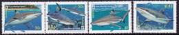 Cocos Keeling Islands 2005 WWF Sharks Sc 341-43 Mint Never Hinged - Kokosinseln (Keeling Islands)