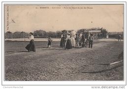 BIARRITZ : Le Golf Club Vers 1910 - Bon état (un Coin Froissé) - France