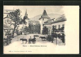 AK Sierre, Hotel-Chateau Bellevue - VS Wallis