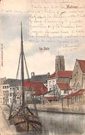 Malines - Mechelen -  La Dyle (gekleurd, Série Artistique 1908) - Malines