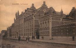 Malines - Mechelen -  La Caserne (animation, Edit SD) - Mechelen
