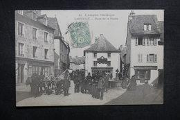 FRANCE - Carte Postale - Laguiole - Place De La Mairie - L 39358 - Laguiole