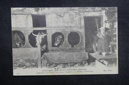 FRANCE - Carte Postale - CMCB - Intérieur De Ferme Bretonne - L 39359 - Costumes