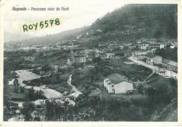 Campania-avellino-caposele Panorama Visto Da Nord Veduta Case Anni 30 (v.retro) - Andere Steden
