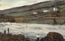 Hunderfossen - Norvège
