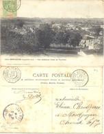 COTONOU DAHOMEY TàD Du 18 SEPT 05 = 1905 - TYPE GROUPE ALLEG 5 C. YT 9 + TàD PAQUEBOT LOANGO A BORDEAUX * L.M. N° 2 * - Lettres & Documents