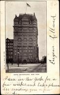 Cp New York City USA, Hotel Netherland, Mark Twain - Autres