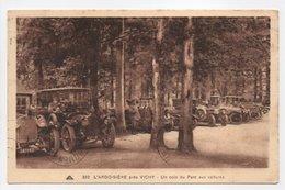 - CPA L'ARDOISIÈRE Près VICHY (03) - Un Coin Du Parc Aux Voitures 1935 - Photo CAP 302 - - Andere Gemeenten