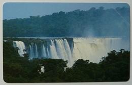 ARGENTINA - Urmet - Cortesia - Ist Issue Complimentary - Waterfalls - Mint - Argentinië