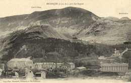 BRIANCON (1321m) Ptis Des Sagnes RV - Briancon