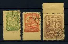 RUSSLAND 1941 Nr 10-12 Gestempelt (113781) - Besetzungen 1938-45