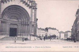 SCHAARBEEK, SCHAERBEEK, PLACE DE LA REINE - Schaarbeek - Schaerbeek