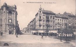 SCHAARBEEK, SCHAERBEEK, LA RUE JOSEPH BRAND - Schaarbeek - Schaerbeek
